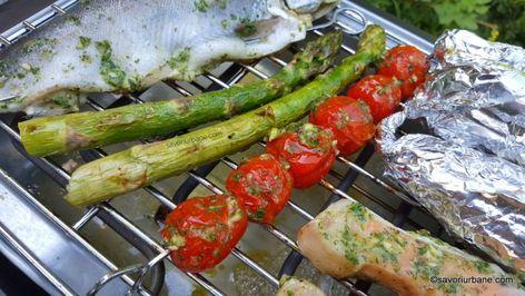 ciuperci grill