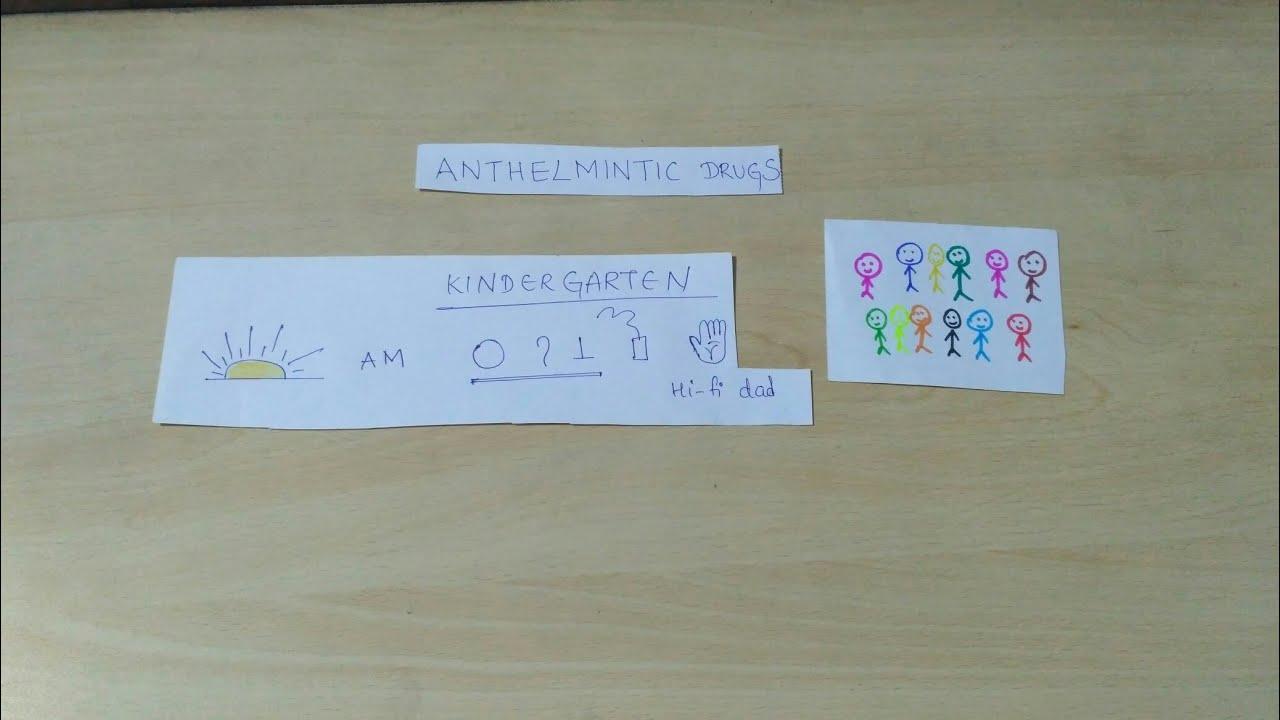 antihelmintic lichid pentru copii