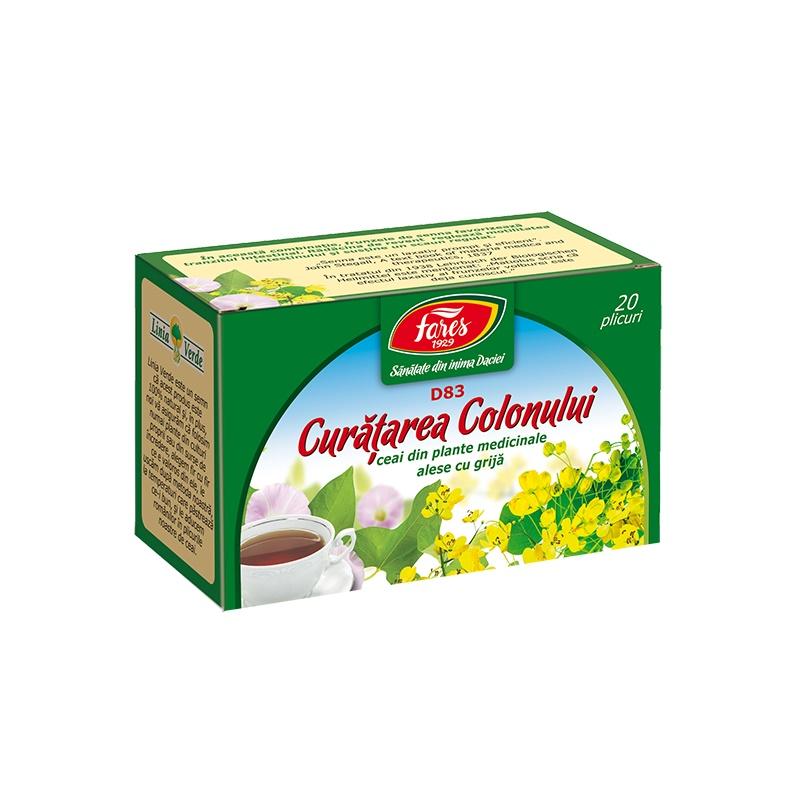 Curatarea colonului - Fares, gr (Detoxifiere) - csrb.ro