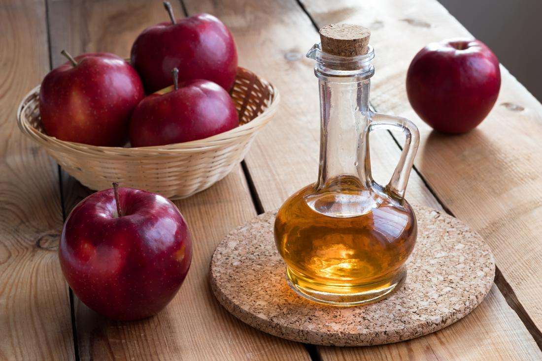 aceto di mele e papilloma