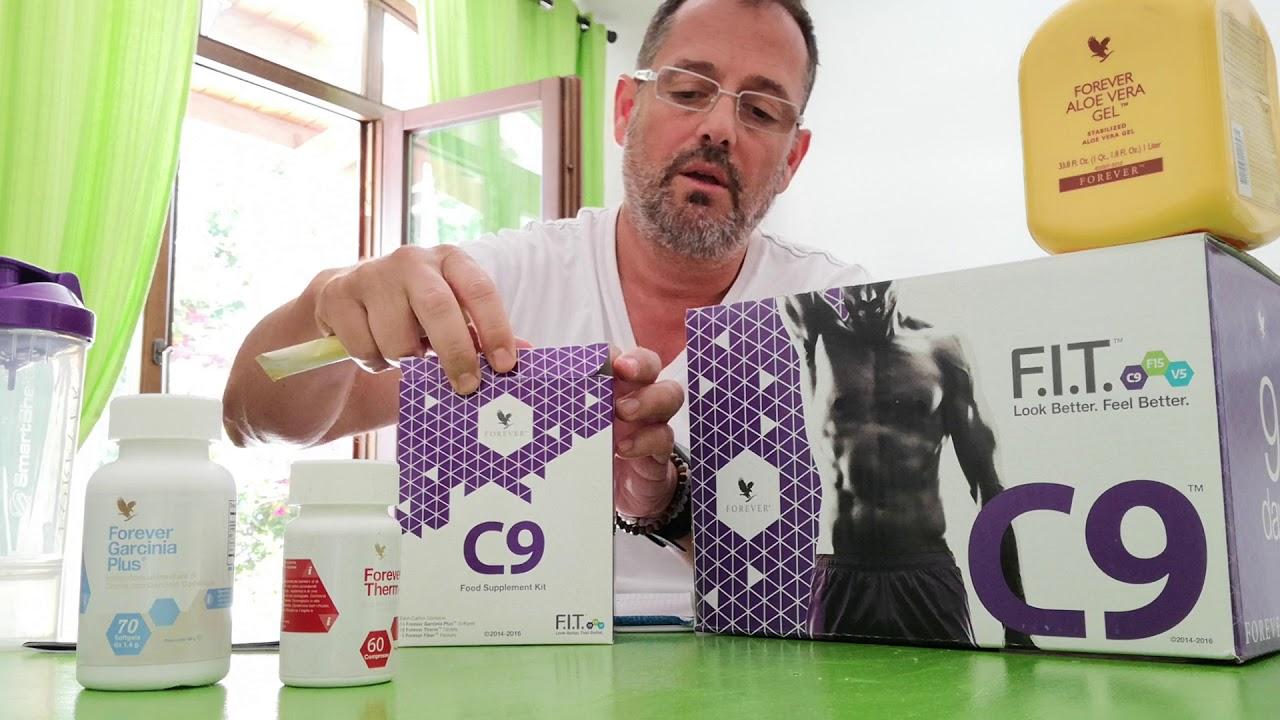 Program de detoxifiere Clean 9 – Forever Living Products – healthylifestyle