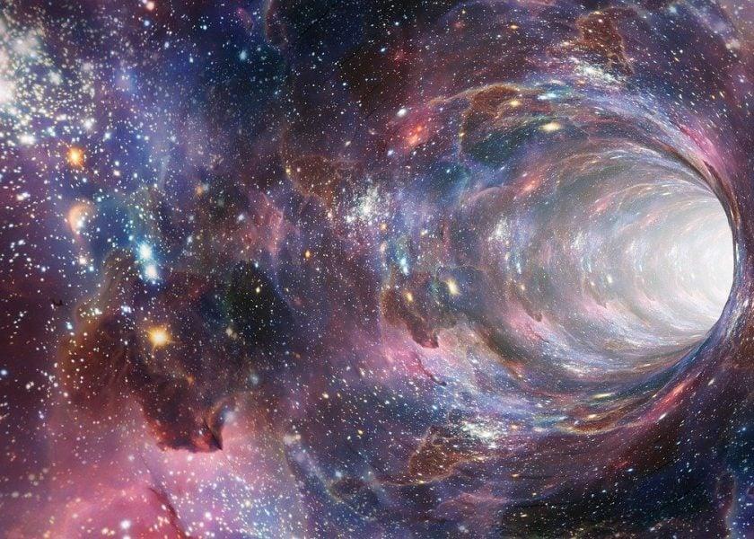 Universul nostru este plasat intr-o gaura de vierme?