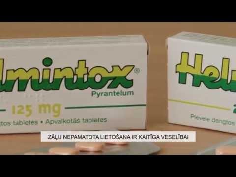 helmintox sirop 125 tratamentul verucilor genitale pe piele
