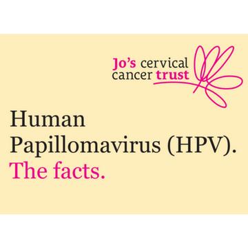 Cervical cancer jos trust Screeningul salvează vieți Hpv jo s cancer trust