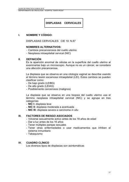 papanicolaou anormal cie 10