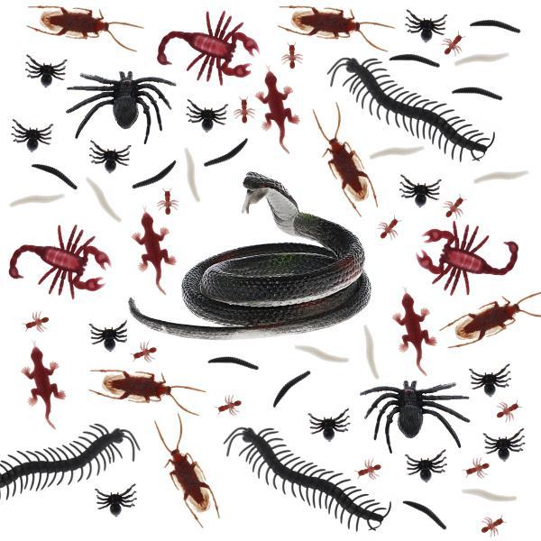 Invazie de viermi otravitori